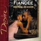 Jared's Counterfeit Fiancee by Brenda Jackson Contemporary Romance Book Novel 0373766548