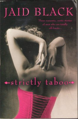 Strictly Taboo by Jaid Black Naughty Nancy Nemesis Barbarian Book 0425202453