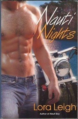 Nauti Nights by Lora Leigh Erotic Romance Fiction Fantasy Book 042521740X