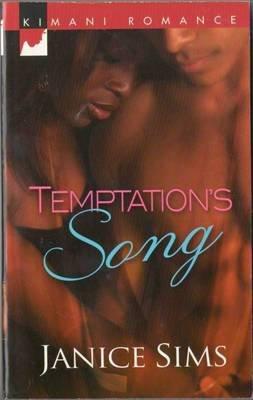 Temptation's Song by Janice Sims Fiction Fantasy Romance Book Novel 0373861702