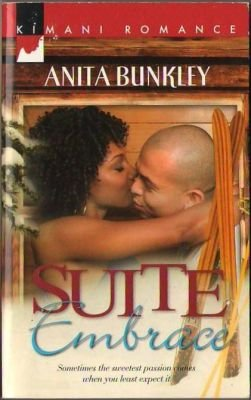 Suite Embrace by Anita Bunkley Fantasy Fiction Romance Book Novel 037386048X