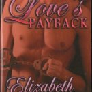 Love's Payback by Elizabeth Lapthorne Fiction Fantasy BOok Ellora's Cave 1419952587