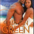 Sensual Winds by Carmen Green Fiction Fantasy Romance Book Novel 0373861214
