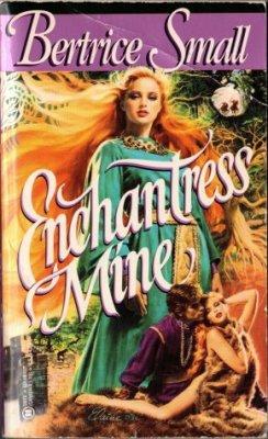 Enchantress Mine by Bertrice Small Romance Fiction Fantasy Book Novel 0451404351