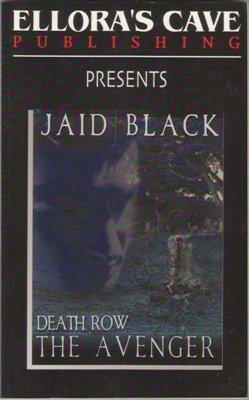 Death Row: The Avenger by Jaid Black Ellora's Cave Fiction Fantasy Book 1843604051
