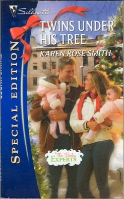 Twins Under His Tree by Karen Rose Smith Special Edition Book Novel 037365569X