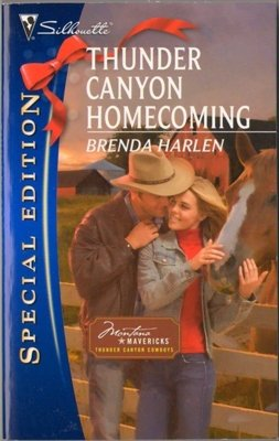 Thunder Canyon Homecoming by Brenda Harlen Special Edition Book Novel 0373655614