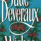 Wishes by Jude Deveraux Romance Book Fantasy Fiction Novel 0671743856