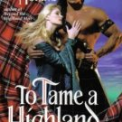 To Tame A Highland Warrior by Karen Marie Moning Historical Romance Book 0440234816
