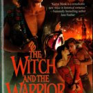 The Witch And The Warrior by Karyn Monk Historical Romance Book Novel 0553577603