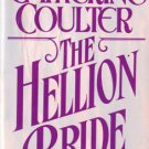 The Hellion Bride by Catherine Coulter Historical Romance Book Novel 0515109746