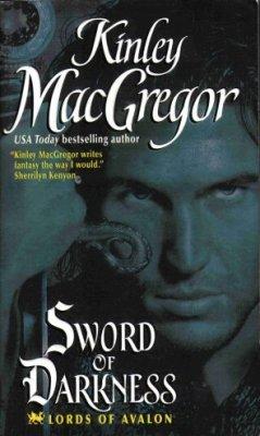 Sword Of Darkness by Kinley MacGregor Historical Romance Novel Book 0060565446