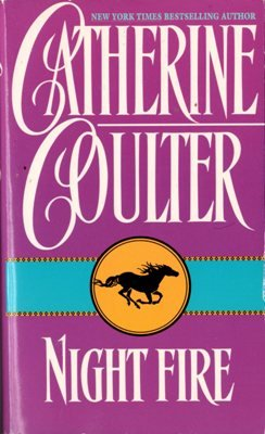 Night Fire by Catherine Coulter Fiction Historical Romance Book Novel 038075620X
