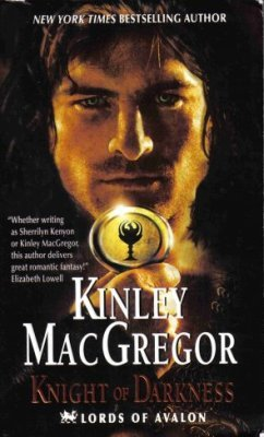 Knight Of Darkness by Kinley MacGregor Fiction Historical Romance Book 0060796626
