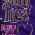 Keeper Of The Heart by Johanna Lindsey Historical Romance Fiction Book Novel 0380774933