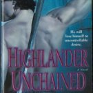 Highlander Unchained by Monica McCarty Historical Romance Book Novel 0345494385
