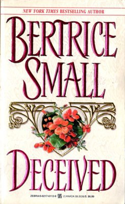 Deceived by Bertrice Small Historical Fiction Romance Novel Book 0821761129