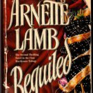 Beguiled by Arnette Lamb Historical Romance Fiction Novel Book 0671882198
