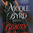 Beauty In Black by Nicole Byrd Historical Romance Hardcover Book 0739444166