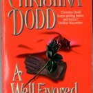 A Well Favored Gentleman by Christina Dodd Historical Romance Novel Book 0380790904