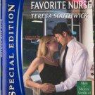 The Surgeon's Favorite Nurse by Teresa Southwick Special Edition Romance 0373655495