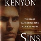 Sins Of The Night by Sherrilyn Kenyon Dark Hunter Paranormal Romance 0312934327