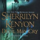 Devil May Cry by Sherrilyn Kenyon Paranormal Romance Hardcover Book 0312369506