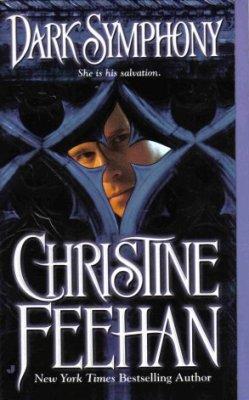Dark Symphony by Christine Feehan Paranormal Romance Fiction Novel Book 0515135216