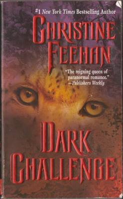 Dark Challenge by Christine Feehan Paranormal Romance Fiction Novel Book 0843961961
