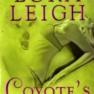 Coyote's Mate by Lora Leigh Paranormal Breed Romance Fiction Novel Book 0425226336
