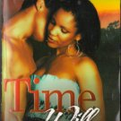 Time Will Tell by Francine Matthews Romance Book Novel Fantasy Fiction 1583145478