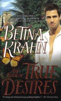 The Book of True Desires by Betina Krahn Romance Novel Book 0515141704