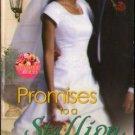 Promises To A Stallion by Deborah Fletcher Mello Romance Book Novel 0373861753