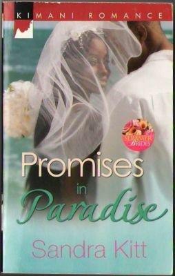 Promises In Paradise by Sandra Kitt Romance Book Novel Fiction Fantasy 0373861699