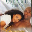 One Night With You by Gwynne Forster Kimani Romance Book Novel Fiction 0373860080