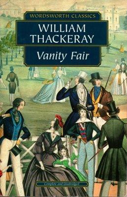 Vanity Fair William Makepeace Thackeray Classics Book Fiction 1853260193