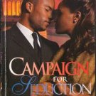Campaign For Seduction by Ann Christopher Kimani Romance Book Novel Fiction 0373861303