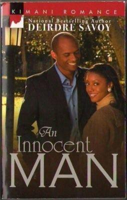 An Innocent Man by Deirdre Savoy Kimani Romance Book Novel Fiction 1583147764