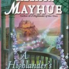 A Highlander's Destiny by Melissa Mayhue Historical Romance Book Novel 1439144214