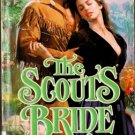 The Scout's Bride by Kate Kingsley Fiction Romance Novel Ex-Library Book 0373289545