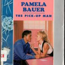 The Pick-Up Man by Pamela Bauer American Romance Ex-Library Book 0373166680