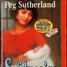 Safekeeping by Peg Sutherland Harlequin Superromance Novel Ex-Library Book 0373706200