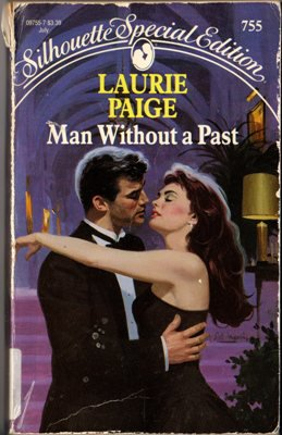Man Without A Past by Laurie Paige Special Edition Ex-Library Book 0373097557