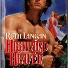 Highland Heaven by Ruth Ryan Langan Harlequin Historical Romance