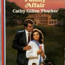 Family Affair by Cathy Gillen Thacker Harlequin American Romance 0373162472