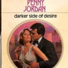 Darker Side Of Desire by Penny Jordan Harlequin Presents Book Novel 0373107463