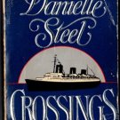 Crossings by Danielle Steel Fiction Novel Fantasy Romance Book 044011585X