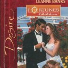 Bride Of Fortune by Leanne Banks Silhouette Desire Romance Book Novel 0373763115