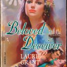 Beloved Deceiver by Laurie Grant Historical Romance Ex-Library Book 0373287704