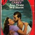 Any Pirate In A Storm by Suzanne Carey Silhouette Desire Ex-Library 0373053681
